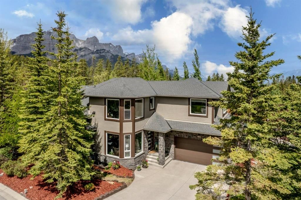 Main Photo: 183 McNeill: Canmore Detached for sale : MLS®# A1074516
