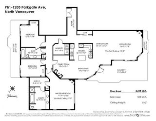 "Photo 20: 401 1283 PARKGATE Avenue in North Vancouver: Northlands Condo for sale in ""Parkgate Place"" : MLS®# R2355284"