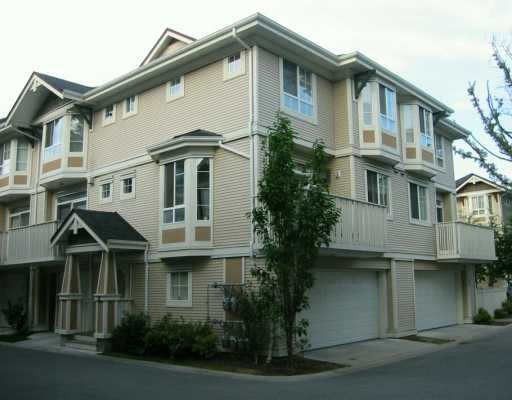 "Main Photo: 14 9079 JONES RD in Richmond: McLennan North Townhouse for sale in ""THE PAVILIONS"" : MLS®# V607608"