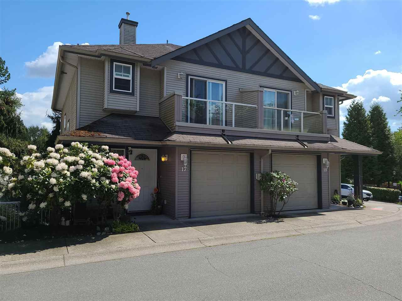 """Main Photo: 17 11229 232 Street in Maple Ridge: East Central Townhouse for sale in """"FOXFIELD"""" : MLS®# R2576848"""