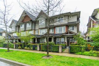 "Photo 1: 5 7088 191 Street in Surrey: Clayton Townhouse for sale in ""MONTANA"" (Cloverdale)  : MLS®# R2361073"