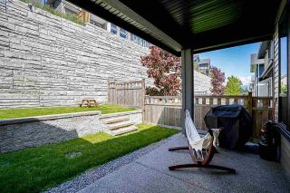 """Photo 34: 3563 SHEFFIELD Avenue in Coquitlam: Burke Mountain House for sale in """"The Ridge"""" : MLS®# R2585379"""