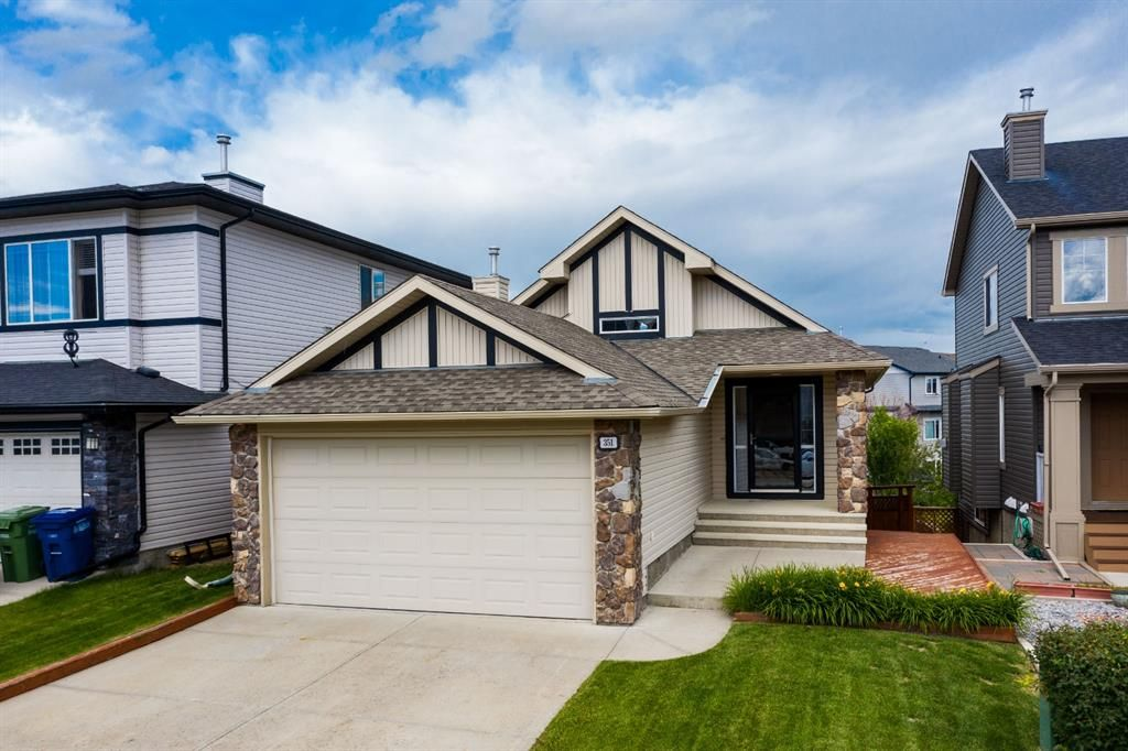 Main Photo: 351 SAGEWOOD Place SW: Airdrie Detached for sale : MLS®# A1013991