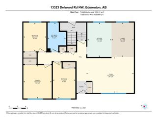 Photo 40: 13323 Delwood Road in Edmonton: Zone 02 House for sale : MLS®# E4247679