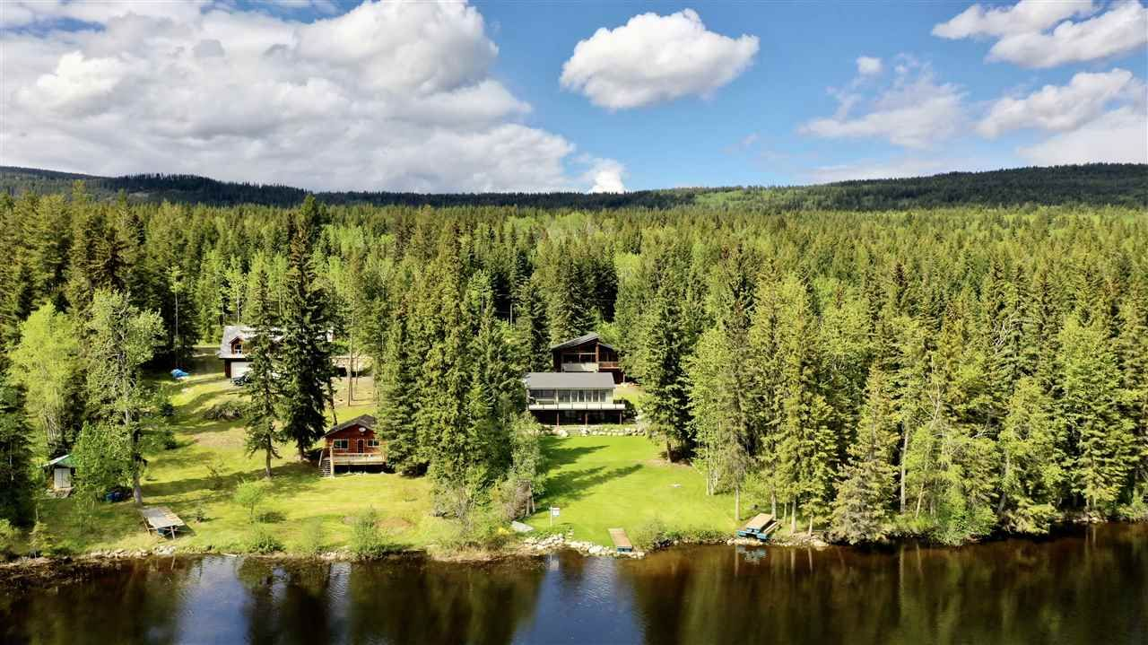 Main Photo: 5564 NORTHWOOD ROAD: Lac la Hache House for sale (100 Mile House (Zone 10))  : MLS®# R2460016