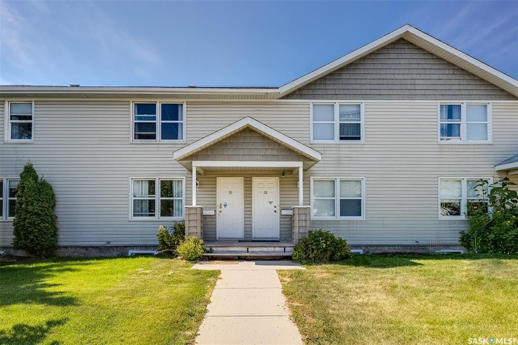 Main Photo: 29 210 Camponi Place in Saskatoon: Fairhaven Residential for sale : MLS®# SK851698