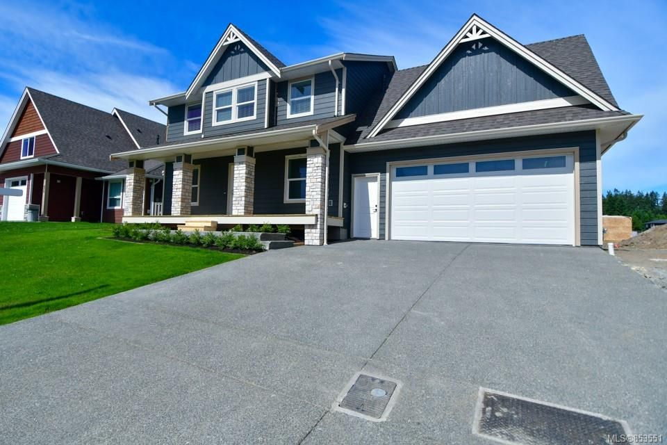 Photo 2: Photos: 492 Park Forest Dr in : CR Campbell River Central House for sale (Campbell River)  : MLS®# 853551