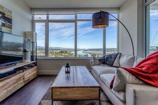 Photo 4: 1308 258 NELSON'S COURT in New Westminster: Sapperton Condo for sale : MLS®# R2620390