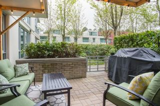 "Photo 8: 103 125 MILROSS Avenue in Vancouver: Downtown VE Condo for sale in ""Creekside at Citygate"" (Vancouver East)  : MLS®# R2575095"