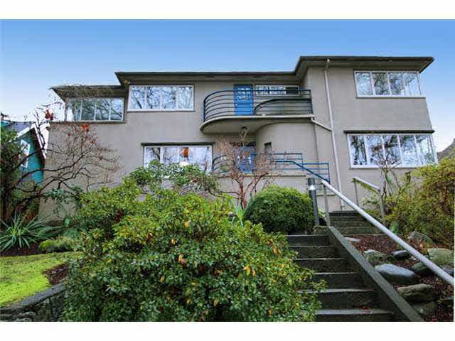 Main Photo: 3908 W BROADWAY in : Point Grey House for sale : MLS®# V866323