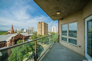 Photo 32: 801 902 Spadina Crescent East in Saskatoon: Central Business District Residential for sale : MLS®# SK863827