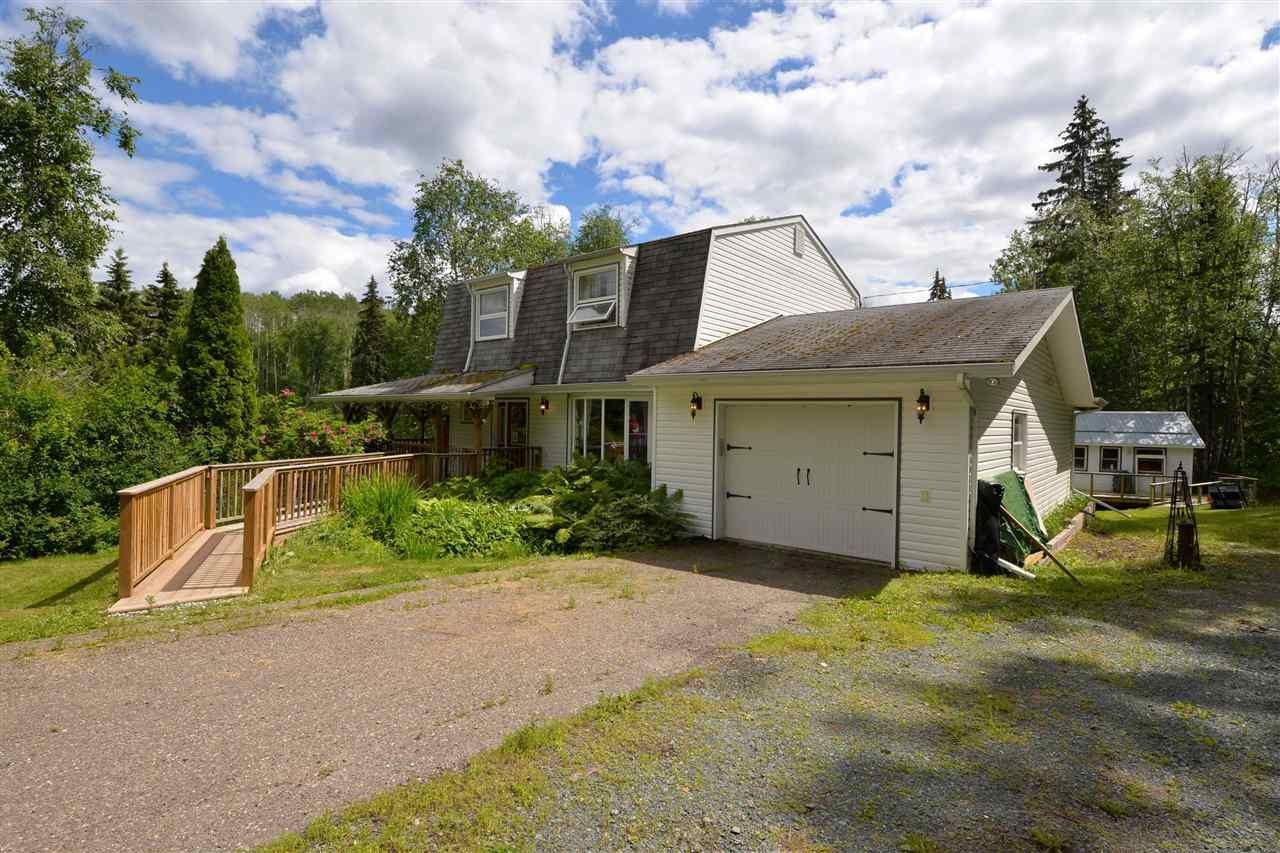 """Main Photo: 7200 SHELLEY Road in Prince George: Shelley House for sale in """"Shelley"""" (PG Rural East (Zone 80))  : MLS®# R2588572"""
