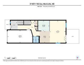 Photo 48: 37 9511 102 Ave: Morinville Townhouse for sale : MLS®# E4227386