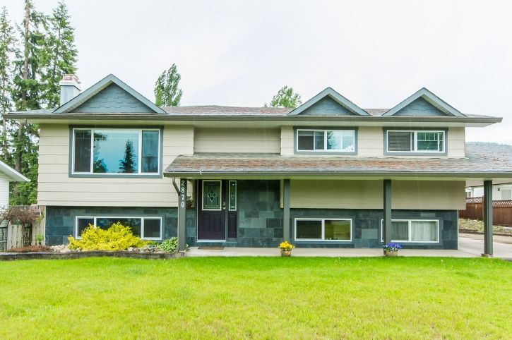 Main Photo: 2870 Southeast 6th Avenue in Salmon Arm: Hillcrest House for sale : MLS®# 10135671