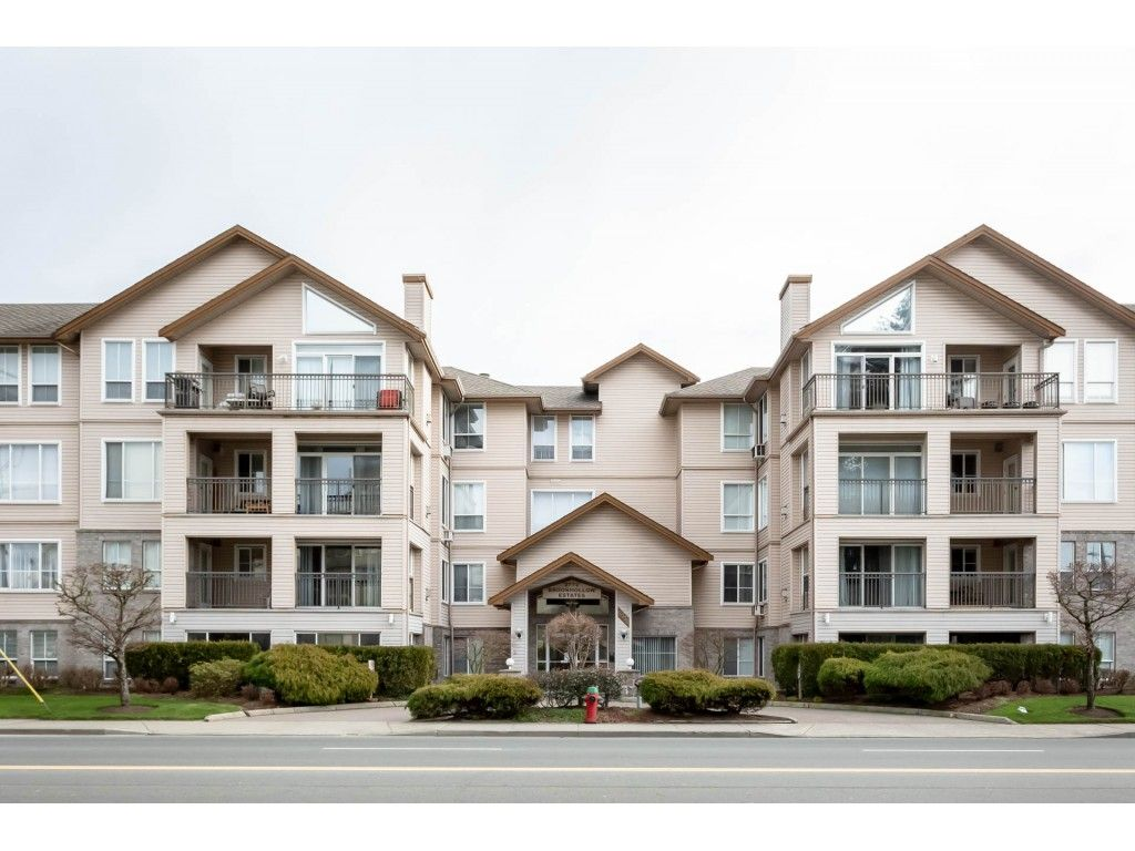 Main Photo: 401 2772 Clearbrook in Abbotsford: Abbotsford West Condo for sale : MLS®# R2336665