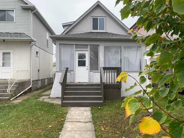 Main Photo: 288 Cathedral Avenue in Winnipeg: North End Residential for sale (4C)  : MLS®# 202124349