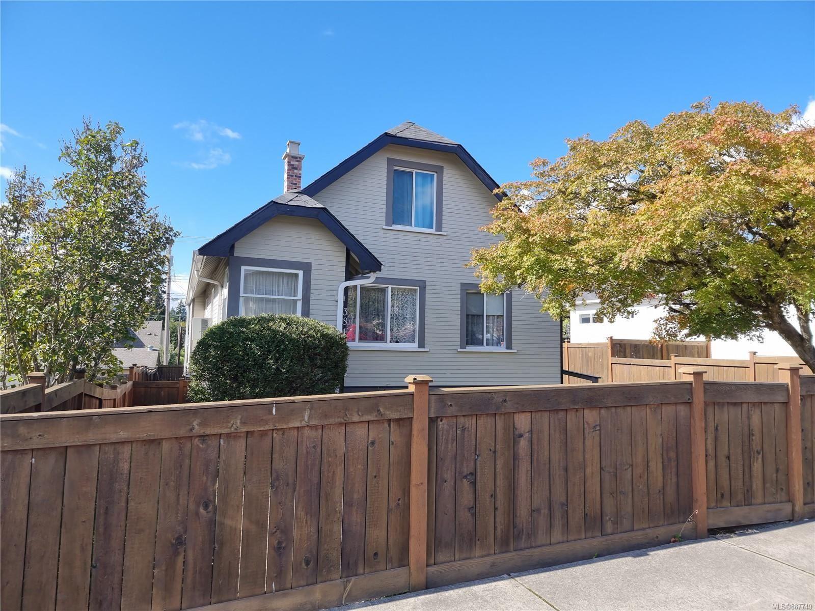 Main Photo: 3844 7th Ave in Port Alberni: PA Port Alberni House for sale : MLS®# 887749