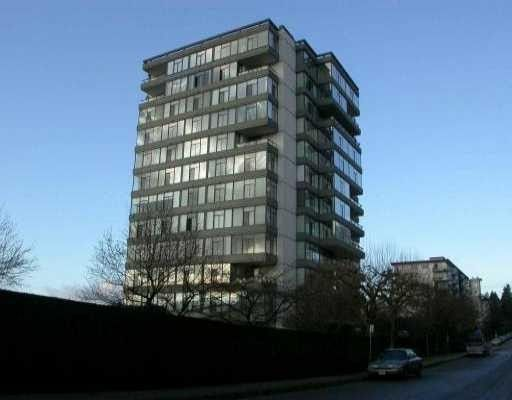 """Main Photo: 502 1480 DUCHESS Avenue in West Vancouver: Ambleside Condo for sale in """"WESTERLIES"""" : MLS®# V1029717"""