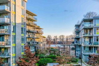 Main Photo: 311 3163 RIVERWALK Avenue in Vancouver: South Marine Condo for sale (Vancouver East)  : MLS®# R2548651