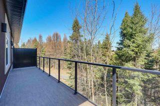 Photo 39: 22 20425 93 Avenue in Edmonton: Zone 58 House Half Duplex for sale : MLS®# E4239458