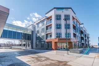 Main Photo: 201 383 Smith Street NW in Calgary: University District Apartment for sale : MLS®# A1107154
