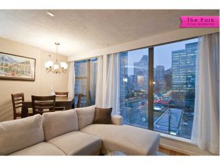 """Photo 5: 708 1723 ALBERNI Street in Vancouver: West End VW Condo for sale in """"THE PARK"""" (Vancouver West)  : MLS®# V938324"""