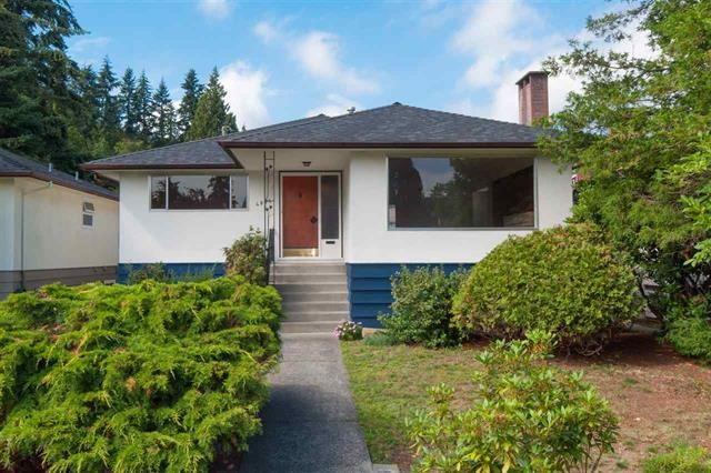 Main Photo: 4091 W 35TH AV in VANCOUVER: Dunbar House for sale (Vancouver West)  : MLS®# R2091974