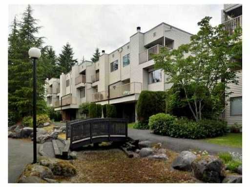 Main Photo: # 218 1220 FALCON DR, in Coquitlam: Upper Eagle Ridge Townhouse for sale : MLS®# V906584