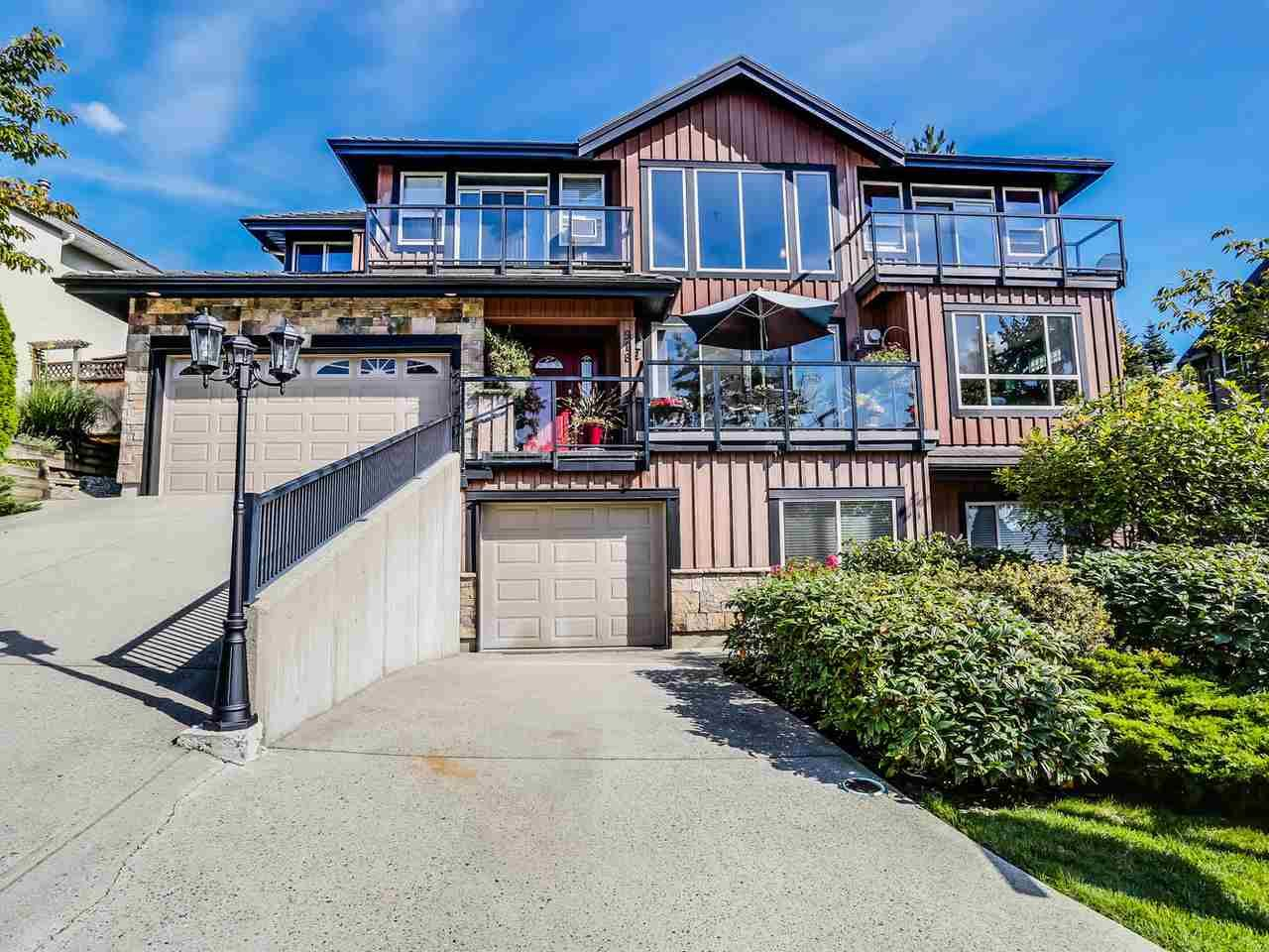 "Main Photo: 916 FORT FRASER Rise in PORT COQ: Citadel PQ House for sale in ""CITADEL HEIGHTS"" (Port Coquitlam)  : MLS®# R2003117"