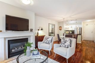 """Photo 4: 106 2161 W 12TH Avenue in Vancouver: Kitsilano Condo for sale in """"The Carlings"""" (Vancouver West)  : MLS®# R2427878"""