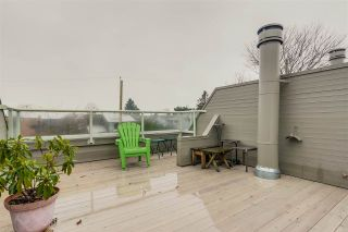 """Photo 15: 2778 W 1ST Avenue in Vancouver: Kitsilano Townhouse for sale in """"Cherry West"""" (Vancouver West)  : MLS®# R2020380"""