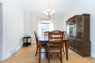 Photo 5: 16 Fawcett Avenue in Winnipeg: Wolseley Residential for sale (5B)  : MLS®# 1725237