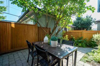 Photo 26: 2160 FRANKLIN STREET in Vancouver: Hastings Townhouse for sale (Vancouver East)  : MLS®# R2485514