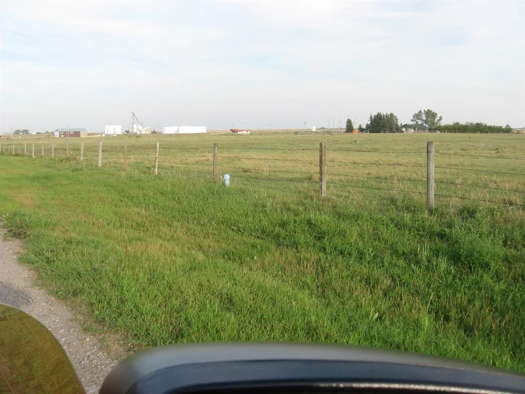 Main Photo: 1 Minto Street: Granum Residential Land for sale : MLS®# A1137436