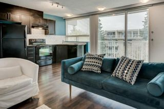 Photo 1: 404 1612 14 Avenue SW in Calgary: Sunalta Apartment for sale : MLS®# A1147543