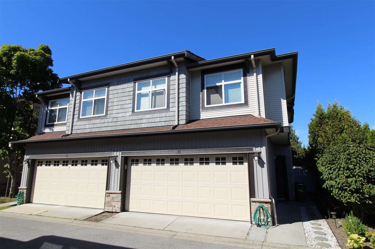 Main Photo: 12 8600 NO. 3 ROAD in Richmond: Garden City Townhouse for sale : MLS®# R2561284