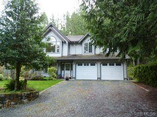 Photo 1: 3024 Michelson Rd in SOOKE: Sk Otter Point House for sale (Sooke)  : MLS®# 628199