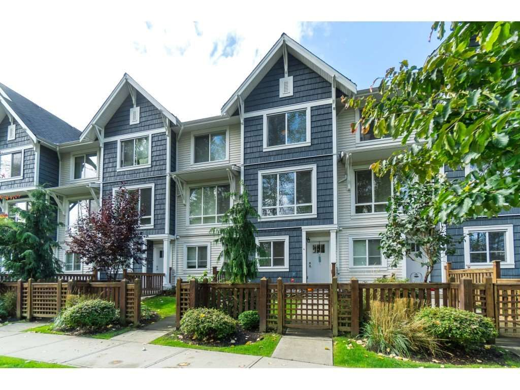 """Main Photo: 4 3039 156 Street in Surrey: Grandview Surrey Townhouse for sale in """"NICHE"""" (South Surrey White Rock)  : MLS®# R2502386"""