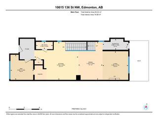 Photo 50: 10615 136 Street in Edmonton: Zone 11 House for sale : MLS®# E4261656