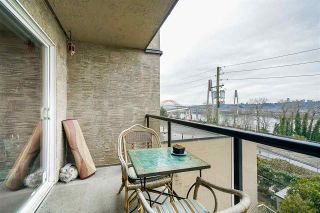 "Photo 12: 211 312 CARNARVON Street in New Westminster: Downtown NW Condo for sale in ""CARNARVON TERRACE"" : MLS®# R2241320"