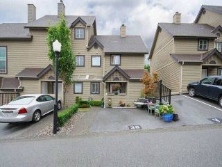 """Photo 1: 38 2736 ATLIN Place in Coquitlam: Coquitlam East Townhouse for sale in """"CEDAR GREEN ESTATES"""" : MLS®# V1137675"""