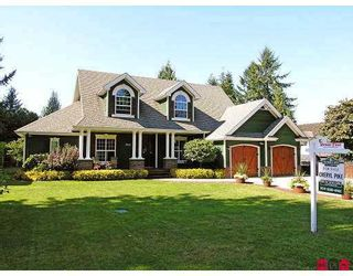 """Photo 1: 9037 ROYAL Street in Langley: Fort Langley House for sale in """"Fort Langley"""" : MLS®# F2619517"""