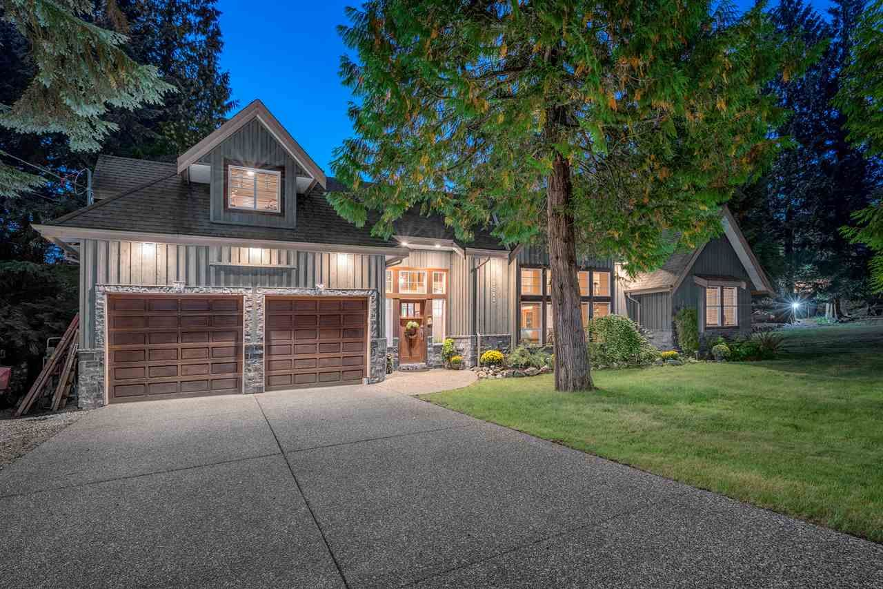 Main Photo: 2511 SUNNYSIDE Road: Anmore House for sale (Port Moody)  : MLS®# R2450408