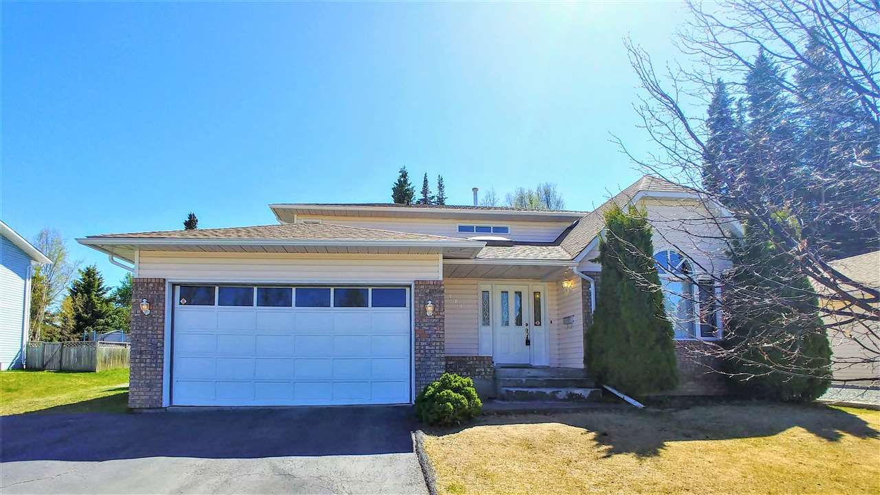 "Main Photo: 6401 BERGER Crescent in Prince George: Hart Highlands House for sale in ""HART HIGHLANDS"" (PG City North (Zone 73))  : MLS®# R2369164"