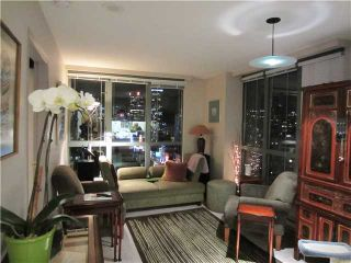 """Photo 2: # 1807 1188 HOWE ST in Vancouver: Downtown VW Condo for sale in """"1188 HOWE"""" (Vancouver West)  : MLS®# V937383"""