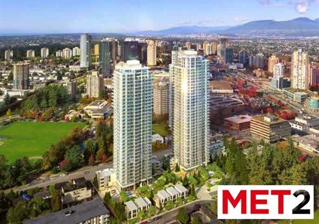 "Main Photo: 907 6538 NELSON Avenue in Burnaby: Metrotown Condo for sale in ""MET2"" (Burnaby South)  : MLS®# R2185623"