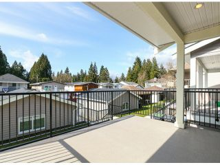 Photo 10: 3161 JERVIS ST in Port Coquitlam: Woodland Acres PQ House for sale : MLS®# V1043838