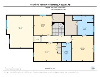Photo 31: 7 Skyview Ranch Crescent NE in Calgary: Skyview Ranch Detached for sale : MLS®# A1140492
