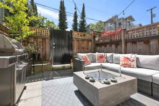 """Photo 3: 2939 LAUREL Street in Vancouver: Fairview VW Townhouse for sale in """"BROWNSTONE"""" (Vancouver West)  : MLS®# R2597840"""