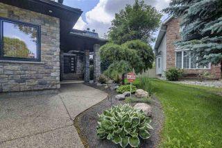 Photo 43: 7 Eton Terrace NW: St. Albert House for sale : MLS®# E4229371